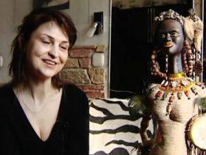 Герасимович и Чеканова - авторские куклы