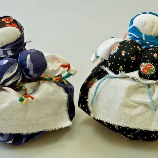 Мастер-класс по созданию обережных кукол