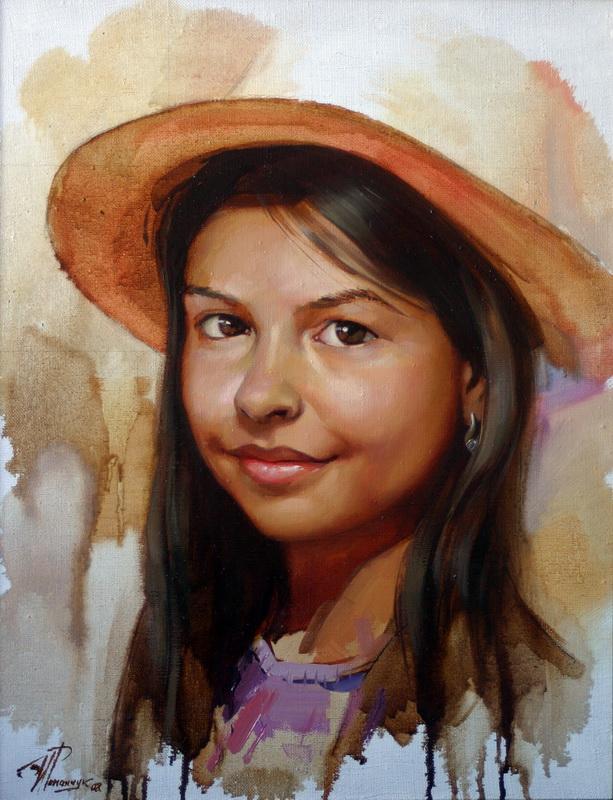 Портрет на заказ в Минске