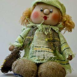 """Кукла """"Янинка"""""""