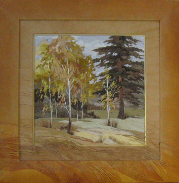 Картина «Золото осени.»