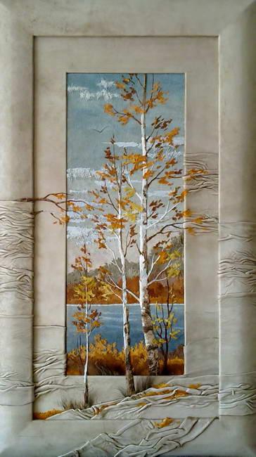 Картина «Осеннее настроение.»