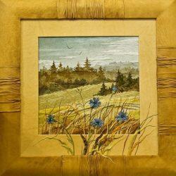 Картина «Беларусь синеокая....»