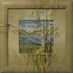 Картина «Весенний шум....»
