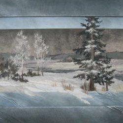 Картина «Зимний сон....»