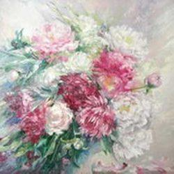 """Картина """"Весенний ветер"""""""