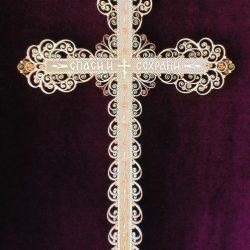 Крест. Сожская скань