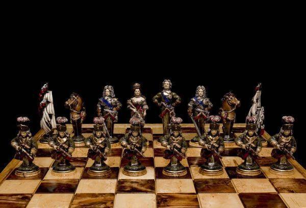 "Подарочные шахматы ""Полтава"""