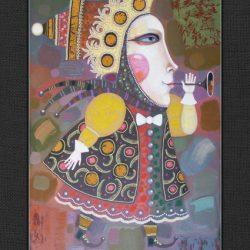 """Картина """"Трубач"""", 2008 г."""
