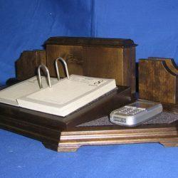 Письменный прибор. Сожская скань