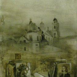 Картина Итальянский натюрморт