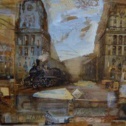 Картина Ворота города
