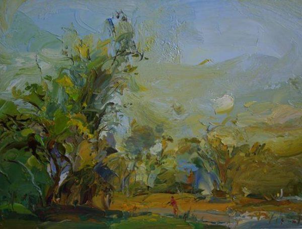 Картина «Дерево»