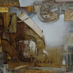 Картина «Вокзал»