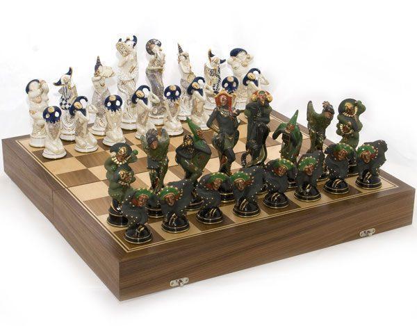 Шахматы «Карнавал»