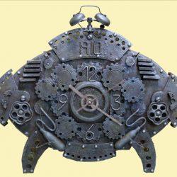 Настенные часы Будильник