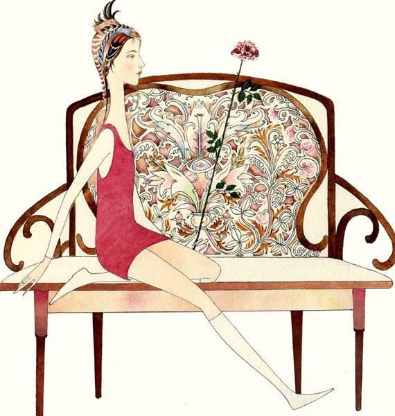 """Картина """"Розовая комната"""""""