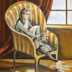 """Картина """"Алиса"""""""