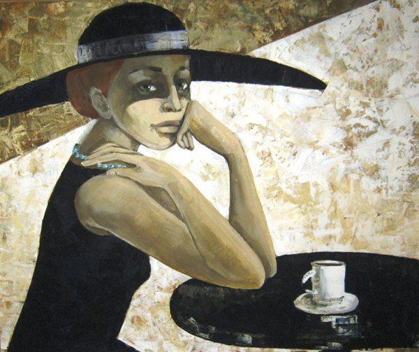 "Картина ""Чашка кофе"""