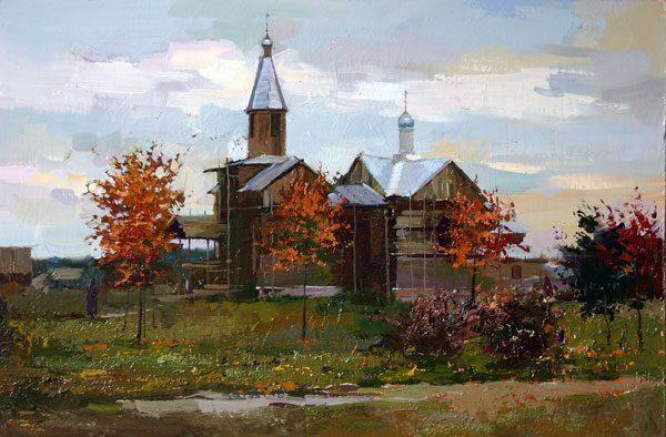 Картина «Осенняя элегия»