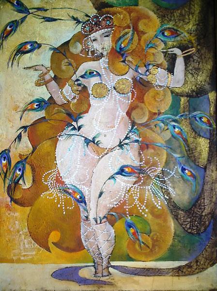 Картина Саломея