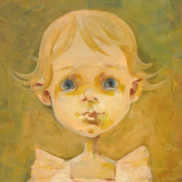 Картина Мамина радость (Девочка)