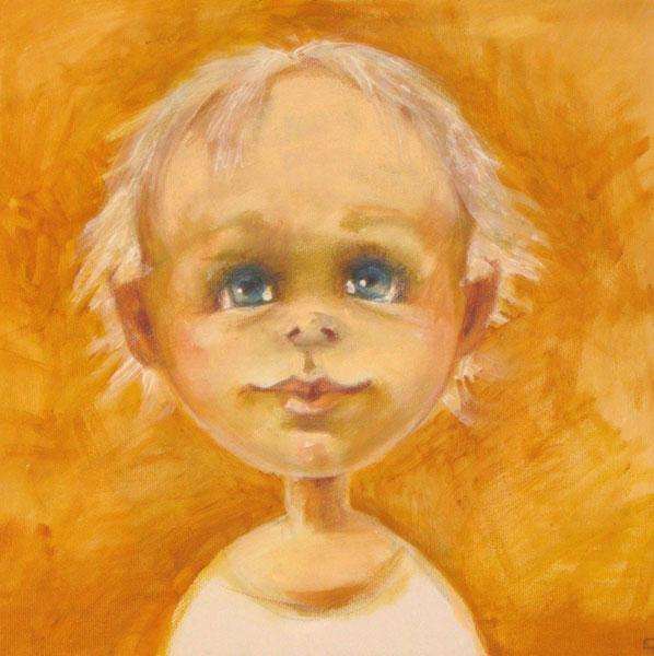 Картина Мамина радость (Мальчик)
