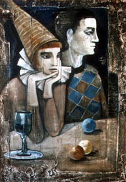 Картина Украденное у Пикассо