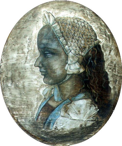 Картина «Гретхен»