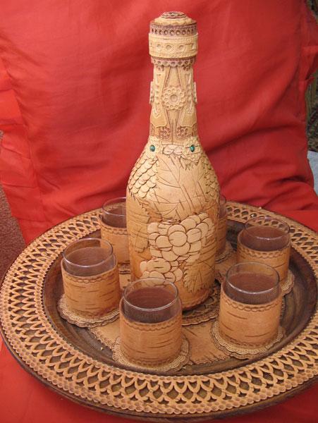 Набор для вина Берёзовый сок