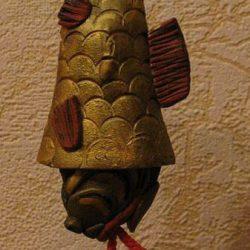 Колокольчик «Рыба»