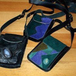 Женский кошелек для мобильного