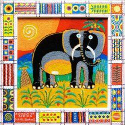 Гобелен «Слон»