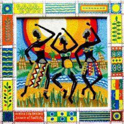 Гобелен «Танец»