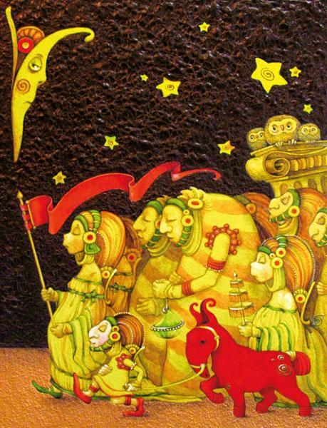 Картина Данайцы