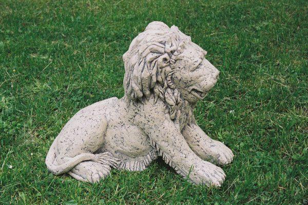 Скульптура для интерьера и экстерьера «Лев»