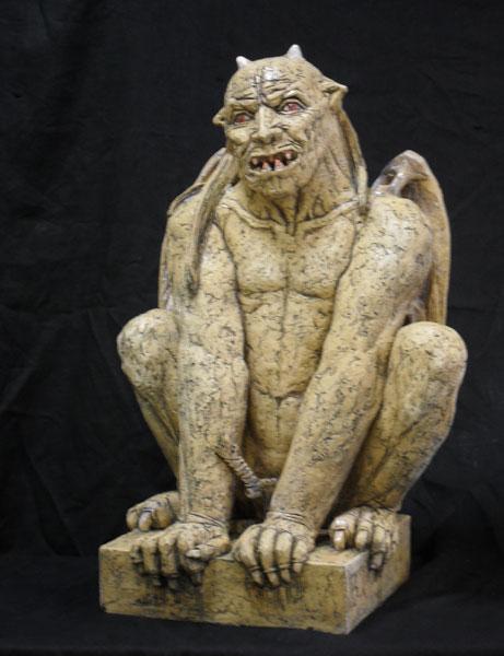 Скульптура для интерьера и экстерьера «Чудовище—химера»
