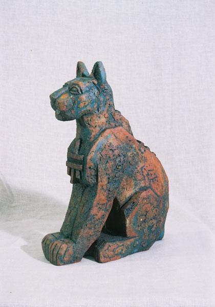 Баст (египетский бог в образе кота)