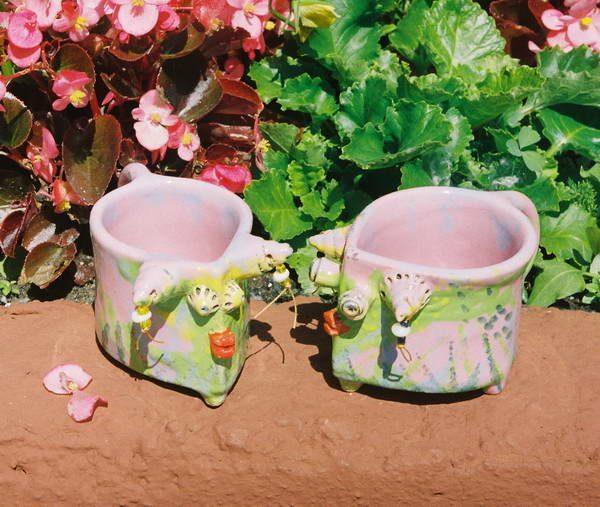 Чашки «Рыбки»