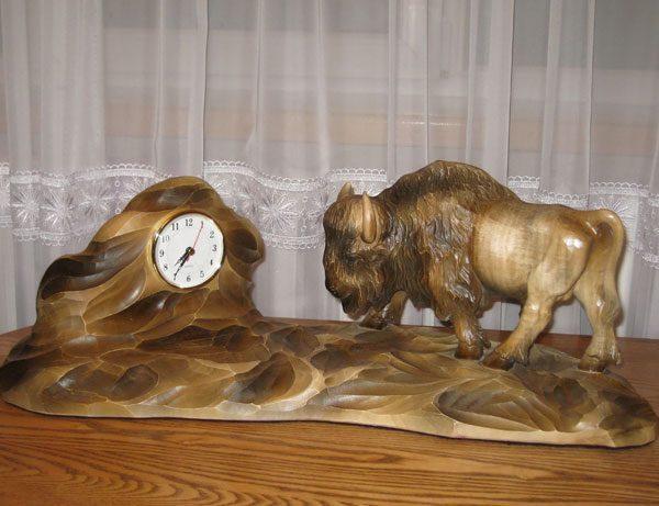 Часы Зубр