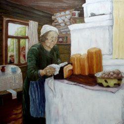 Картина Самый вкусный хлеб