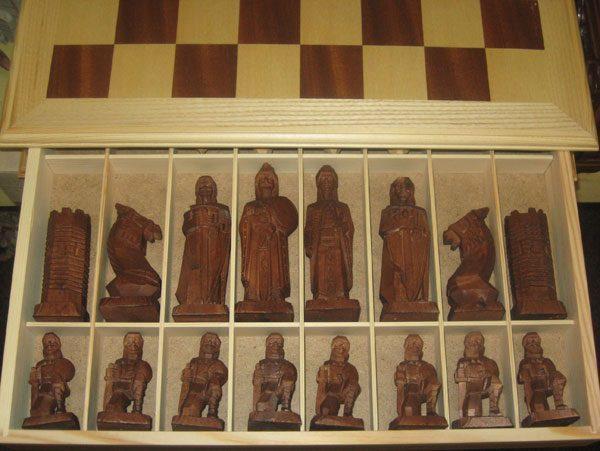 Шахматы Рыцарский турнир