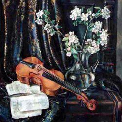 Картина Скрипка