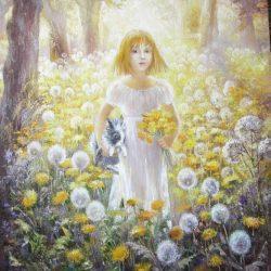 Картина Портрет дочери