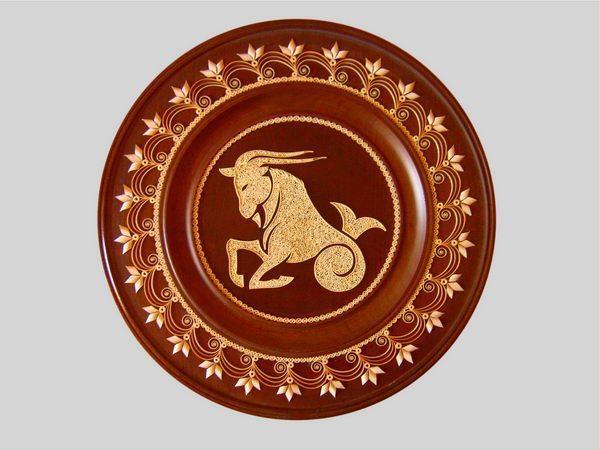 Блюдо «Знаки зодиака»