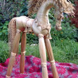 Соломенный конь
