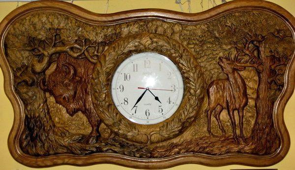 Часы Беловежская пуща