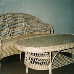 Лозовая мебель