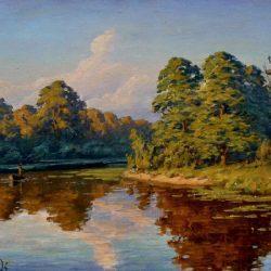 Картина Припятские дубравы