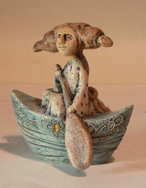 «Девочка с веслом»